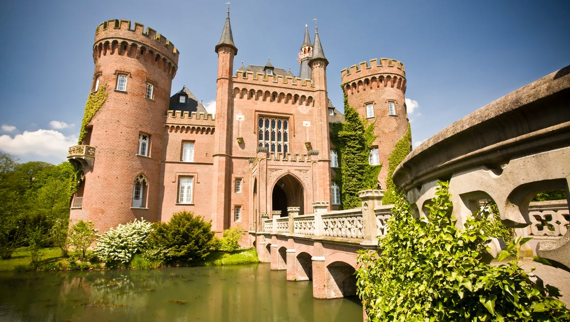 The Fairy Tale Castles Of Germany