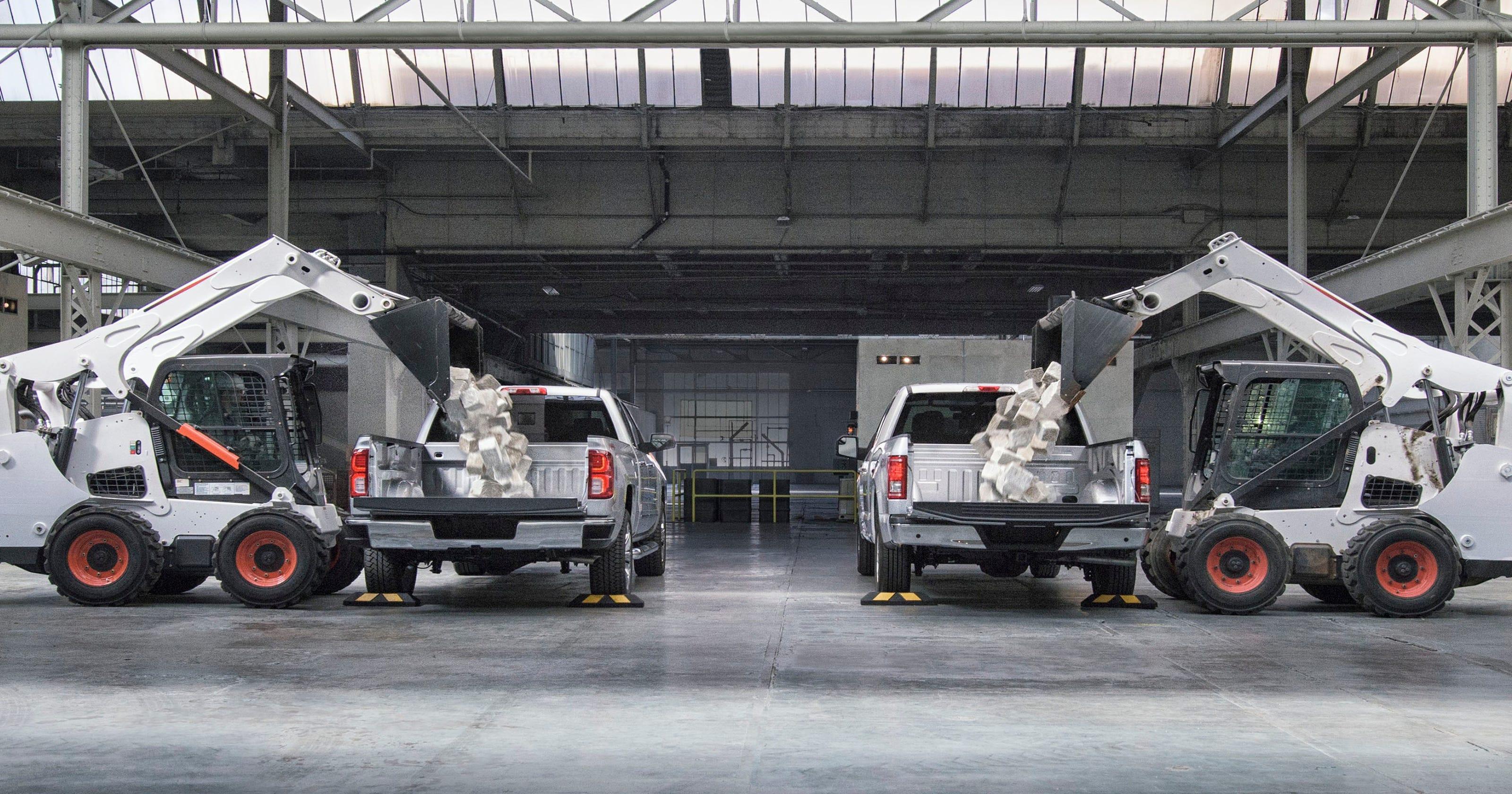 New GM ads hit Ford hard over aluminum pickup trucks