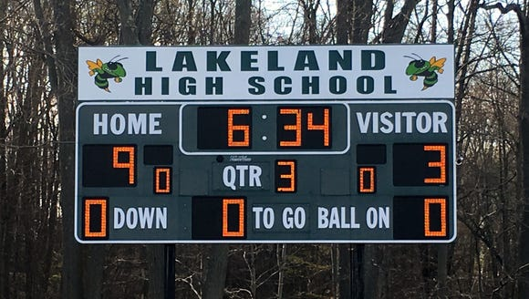 Lohud Boys Lacrosse Scoreboard for April 21