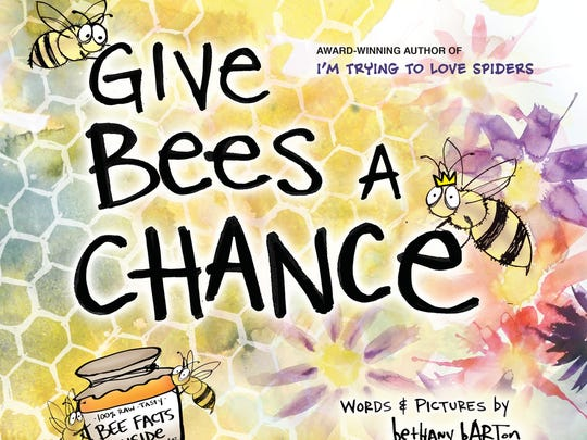 """Give Bees a Chance"" is a good resource for teaching kids about the importance of our buzzing friends."