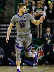 The return of Kansas State  forward Dean Wade could