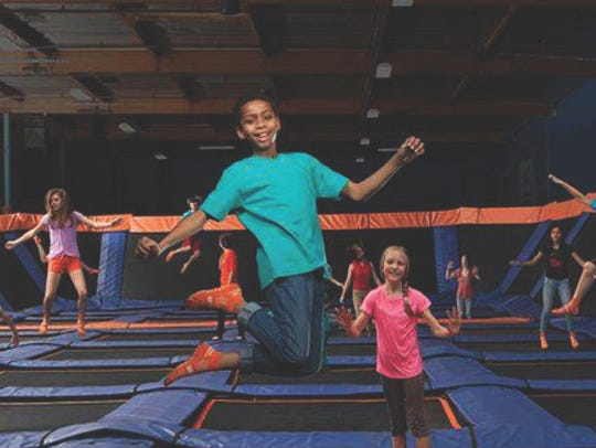 Sky Zone in South Plainfield is Middlesex County's