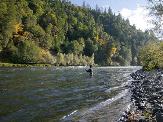 Rogue River Recreation Section