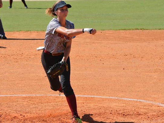 FIT's softball team earned its first conference win.