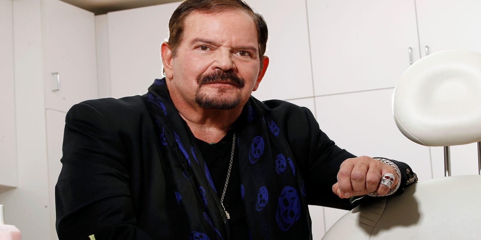 77320a6ba27 Michael Jackson s dermatologist Arnold Klein dies