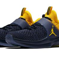 Michigan athletics investigating potential shoe sales violations