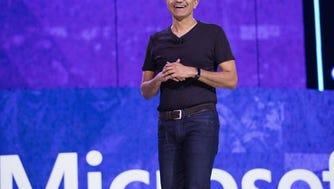 Microsoft CEO Satya Naydella