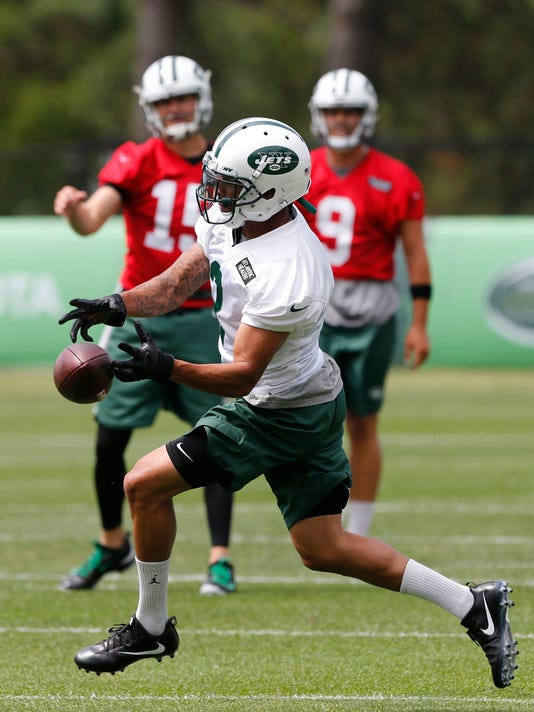 NFL New York Jets Training Camp