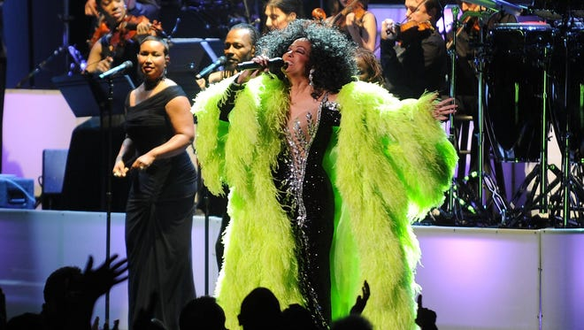 Diana Ross will be in concert Wednesday at the Fox Cities Performing Arts Center.