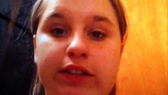 The Lafayette Police are still searching for Selena Hawkins. She is 12 years old. She was last seen wearing a blue shirt, tan pants and pink and gray high top shoes. She should be carrying a lime green backpack.