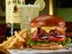 Tilted Kilt's LA location serves 10 burger options.