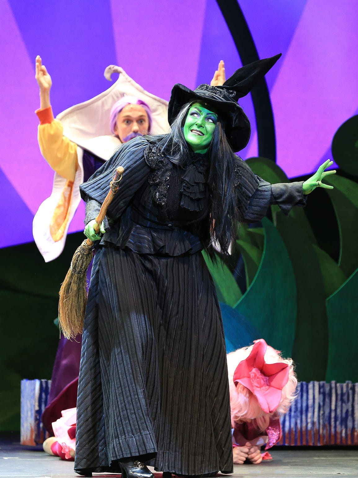 "What is ""The Wizard of Oz"" without the Wicked Witch"