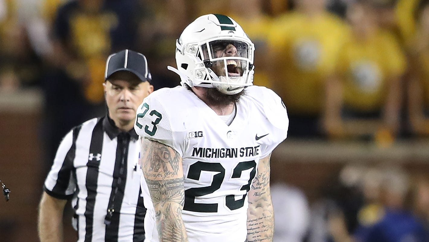 Overheard: What Michigan State football said after beating Michigan