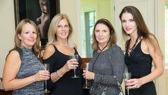 Melissa Feldstein; Mary Morin; Maria Mihalinec; Melissa