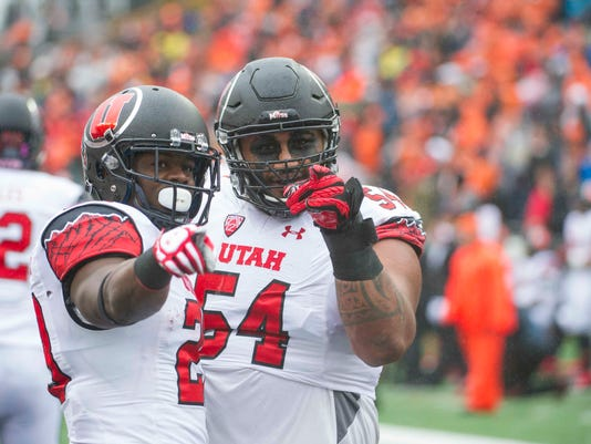 NCAA Football: Utah at Oregon State