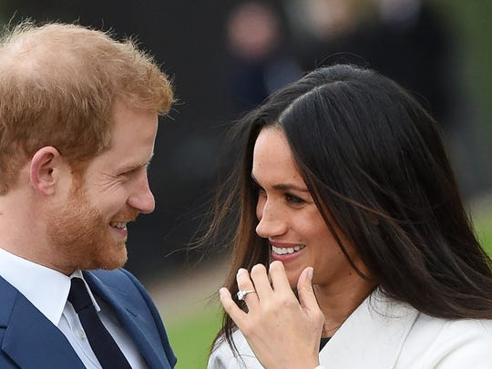 Join with fellow Anglophiles to watch the Royal Wedding at the Parsippany Library.