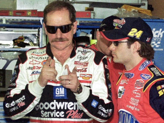 EARNHARDT GORDON