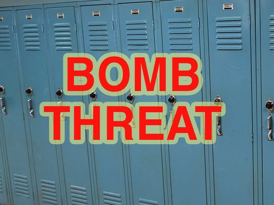 School bomb threat