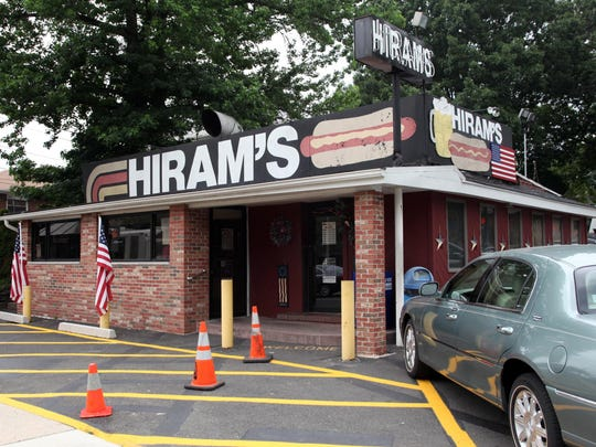 Hiram's in Fort Lee has been serving weiners for generations.