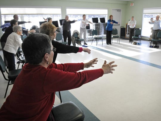 Whitney Senior Center operates almost solely on property taxes paid in St. Cloud.