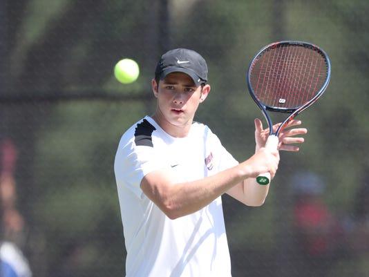 Ethan Jacobs - Boys Tennis Finals