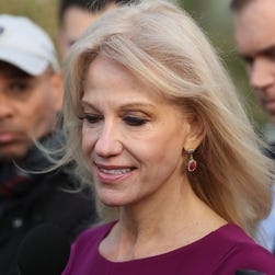 Conway dodges questions about Trump tweet on unnamed 'drunk/drugged up loser'