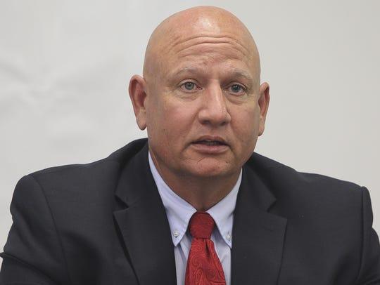 Leon County Commissioner Jimbo Jackson.