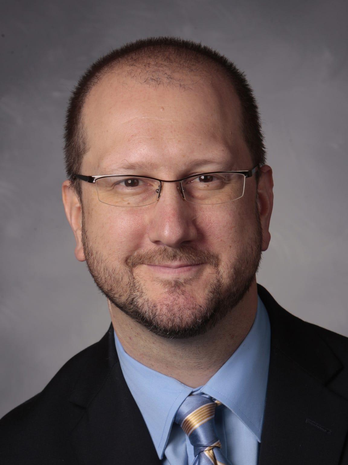 Dr. Greg Sherr