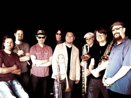 The Jimmys will perform Nov. 14 at Thelma Sadoff Center for the Arts.