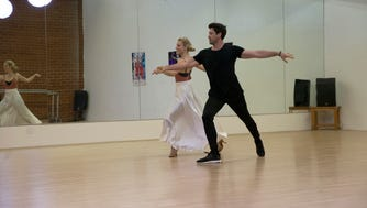 Longtime dance pro Makskim Chmerkovskiy is on the injured reserve list after suffering an injury during Monday's jive.