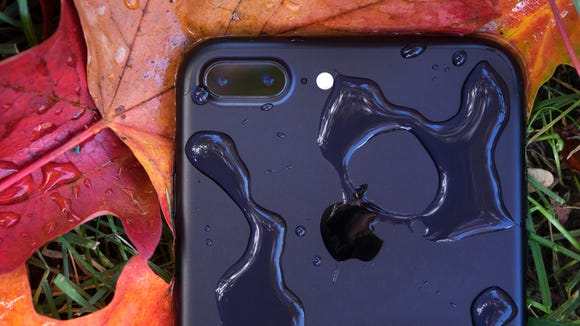 The iPhone 7 is water resistant, as are some other