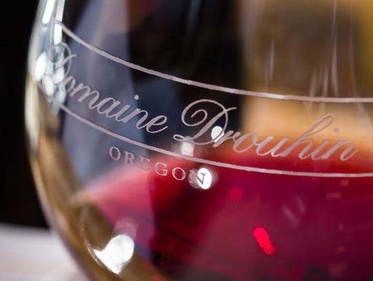 Domaine Drouhin Dundee Hills, a red wine from Oregon.