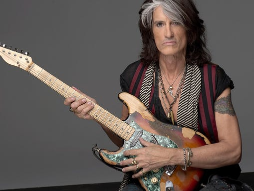 Joe Perry will be appearing at Changing Hands Bookstore