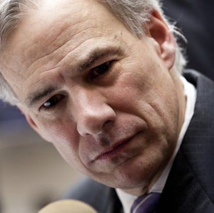 Texas Attorney General Greg Abbott requested temporary aid of $30 million from the U.S. Department of Homeland Securit