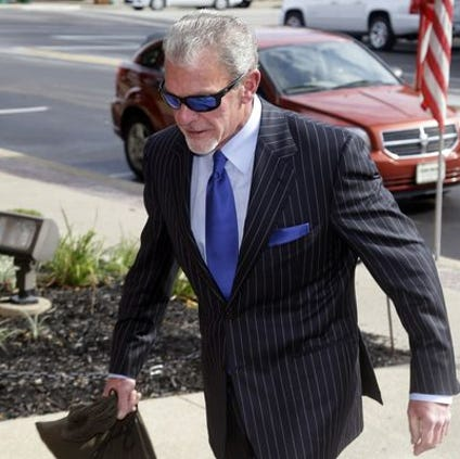 """""""I acknowledge the mistake I made last March and stand responsible for the consequences of that mistake, for which I sincerely apologize to our community and to Colts fans everywhere,"""" Colts owner Jim Irsay said in a statement."""