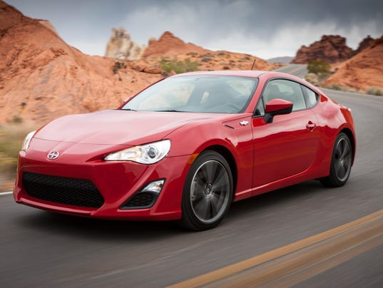 AP BEHIND THE WHEEL SCION FR S A
