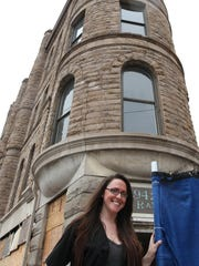 Chef Kate William's Parks & Rec will join her Republic restaurant this summer in the Grand Army of the Republic building (G.A.R.) in Detroit.