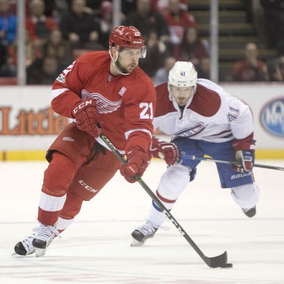 'Can't be more happy': Tatar signs four-year deal with Red Wings