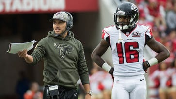 Falcons' brotherhood helped assistant Mike McDaniel through alcohol issue