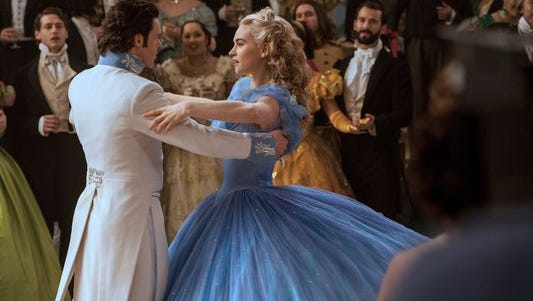 'Cinderella' establishes itself as one of the first great blockbusters of 2015.
