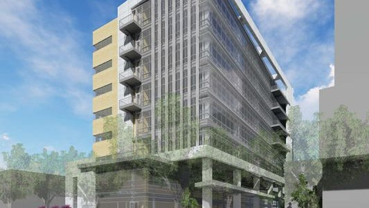 The Spark building will house the StartingBlock entrepreneurial hub.
