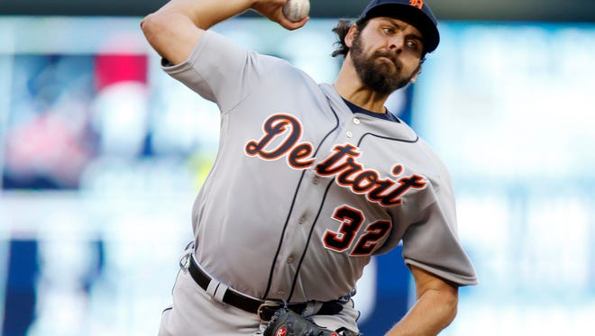 Tigers pitcher Michael Fulmer makes his major league debut Friday in Minneapolis.