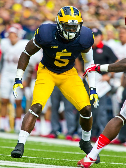 Michigan's Jabrill Peppers, Jake Butt make each other ...