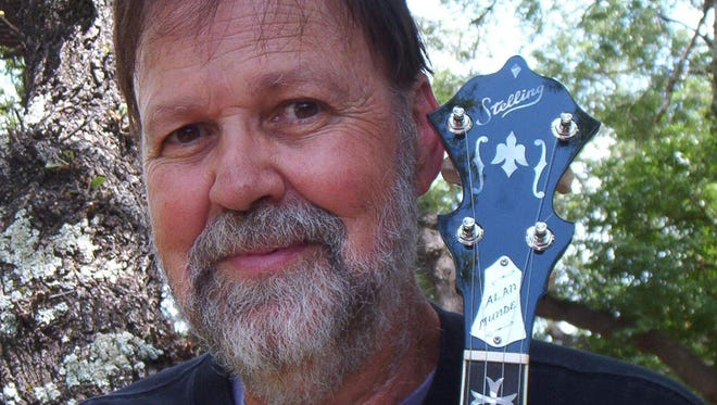 Alan Munde to perform at the first Staunton Folk Festival at Sunspots Pavilion on July 30.