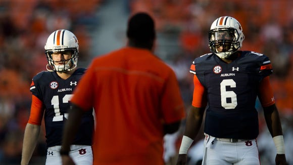 Sean White, left, and Jeremy Johnson, right.