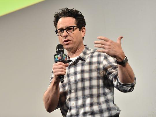 Director J.J. Abrams attends the screening of 'Secrets