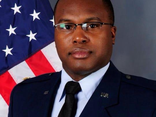 Maj. Clarence Anderson III