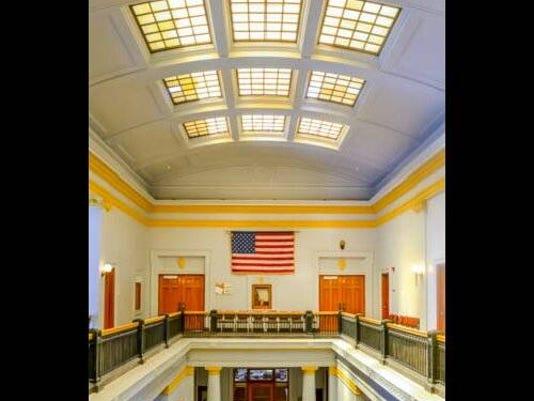 tehama courthouse