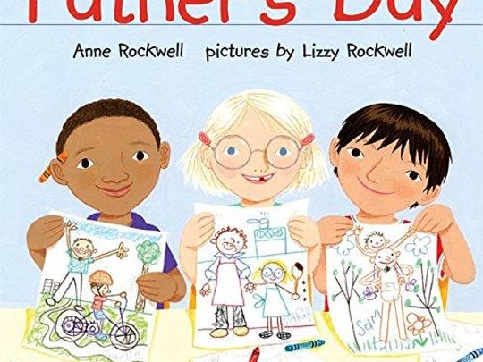 'Father's Day' by Anne Rockwell
