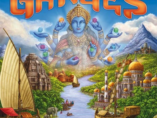 You and up to 3 other players are Rajas and Ranis in 16th century India. Players compete to develop and expand their estates as their power and influence grows. Dice play the part of resources in this worker-placement game where you must balance your rise on the dual paths of fame and riches. But never underestimate the power of good karma!